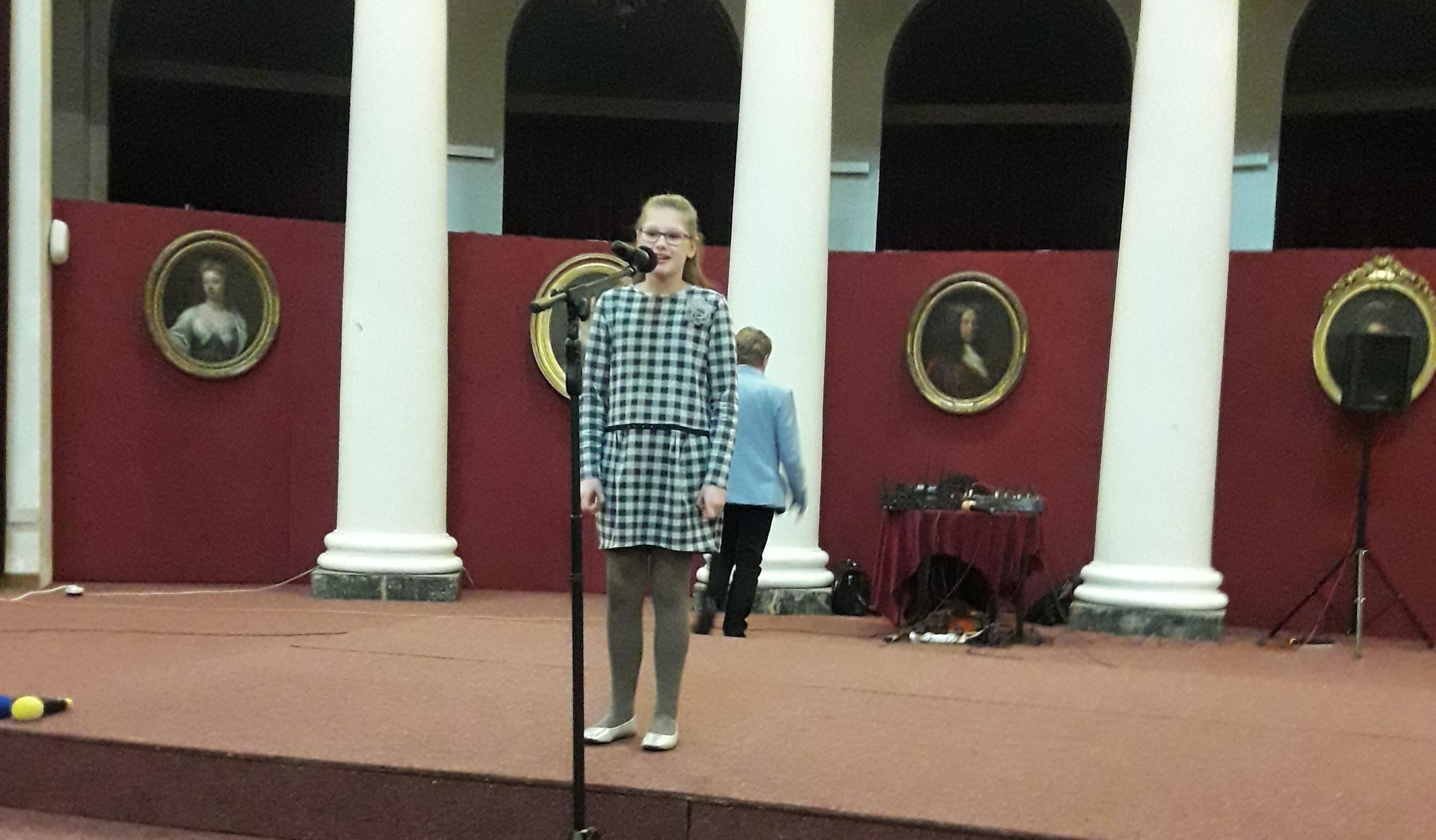 Konkurs Recytatorski Poezji Religijnej Usłysz Panie Moje